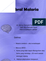 Cerebral Malaria [Dr. Usman Sp. S]