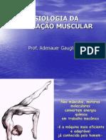 Fisiologia Da Contracao Muscular