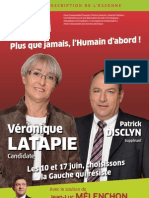 tract de campagne