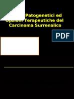 Carcinomi Surrenalici