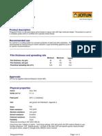 Jotun-Penguard Primer - Tech Data