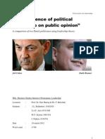Cohen vs Roemer Leadership 120318