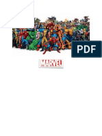 Marvel Strategic Audit