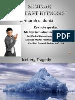 Seminar Kediri 17 April 2012