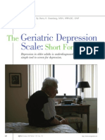 How to Try This the Geriatric Depression Scale .32