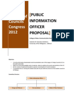 LCC PIO Proposal by CMCSC