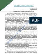 Materializações Luminosas (R. A. Ranieri)