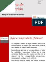 Manejo de Productos Químicos - Petrobras