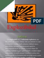 Explozibil