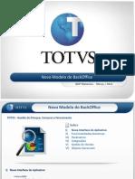 Materiais - PPT - Novo Modelo Back Office