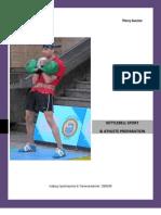 Girevoy Sport and Athlete Preparation 1 3