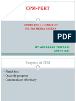 CPM Pert New