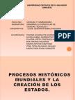 procesos mundiales históricos