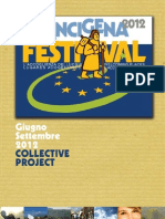Festival Vie Francigene Collective Project 2012