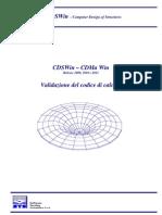 Validazione CDS