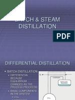 21 - Batch Distillation