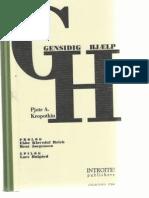 Gensidig Hjælp - Kropotkin