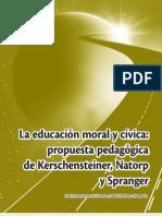 55 La Educacion Moral y Civica