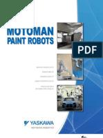 Motoman Paint Robots