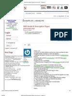 RBI Grade B Descriptive Paper previous year « bankpo