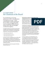 2011 Ibm Chairman Letter