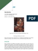 James Joyce Britannica