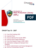 Introduction to Web Protection Library (WPL)