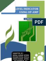 26156276 Liquid Level Indicator Using Op Amp