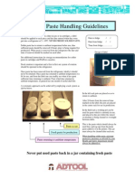 Paste Handling Guidelines Nov02