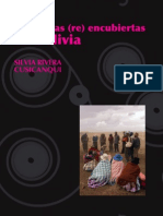 Silvia Rivera Cusicanqui - Violencias (Re)Encubiertas en Bolivia