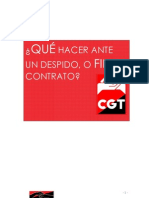 CGT-Quehaceranteundespido