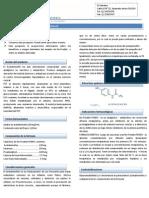 Prospecto acetaminofen