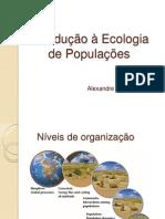 Introducao a Ecologia de Populacoes EAD