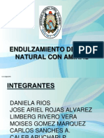 Endulzamiento Del Gas Natural Con Aminas