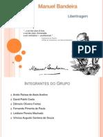 Apresentação do trabalho de lingua portuguesa - Libertinagem - ELE1A