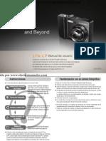 Manual de Usuario Camara de Fotos