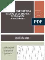 Perturbacion Microcortes