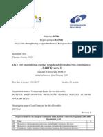 D 4.3 - 100 International Partner Searches Part II FINAL