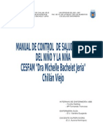 Manual Csi Cesfam Dra M-b