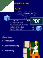 Data Warehousing Mining-9th April'08