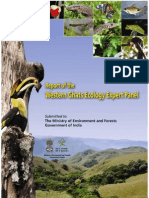 Western Ghats Ecology Expert Panel (WGEEP) Report 2012 Part - II