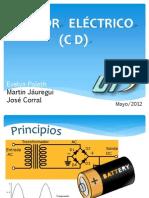 MOTOR   ELÉCTRICO (C D)