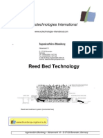 Reed Bed Technology Engl