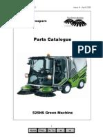 525 Parts Manual - USA