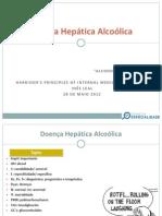 10. Doença Hepática Alcoólica
