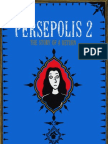 Satrapi Persepolis 2 English