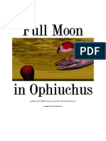Full Moon in Ophiuchus