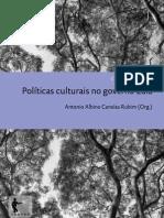 Politicas Culturais Com Lula