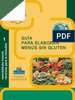 Guía nutricional para celiácos