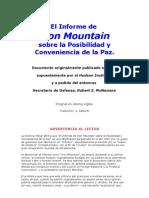 Informe de Iron Mountain